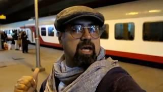 قطار النوم من القاهرة الى الاقصر تجربة ممتعة || رحلة الاقصر و اسوان ٢٠١٨