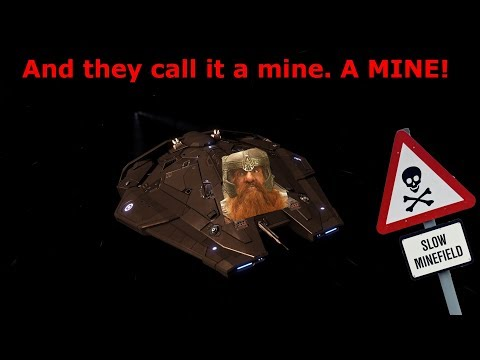 Elite Dangerous PvP | Viper IV vs Cutter | And they call it a mine!