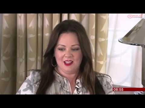 Melissa McCarthy & Miranda Hart Interview   Spy   Breakfast 2015