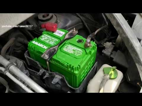 Car Battery Replacement | Amaron With SF Sonic | Zen Estilo Car Battery Price | Delhi | Battery Cost