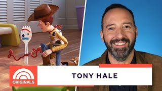Tony Hale On 'Toy Story 4': 'Forky Has Resonated With People With Anxiety' | TODAY Original