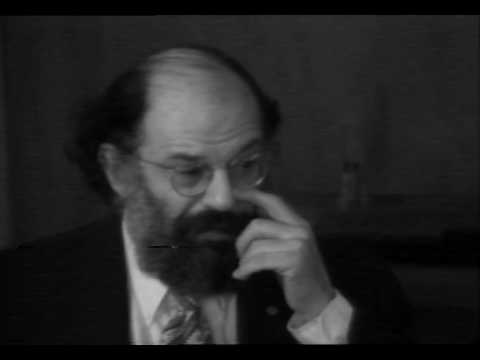 Allen Ginsberg Interview in Austin (1978)