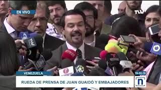 Embajador de Francia anuncia que aumentará Ayuda Humanitaria en Venezuela