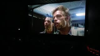 Отрывки с показа фильма Терминатор в живом переводе Леонида Володарского