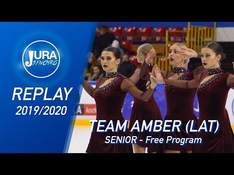 Team Amber (LAT) - Senior - Free 2019/2020