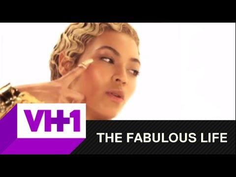 Beyonce's Extravagant Nail Rings + The Fabulous Life Of Beyonce & Jay-Z + VH1