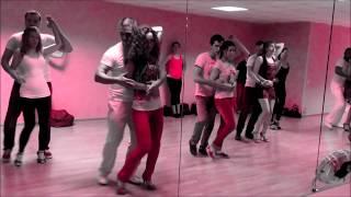 Бачата обучение в школе танцев A4G Dance Studio - сеншуал бачата
