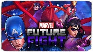 видео Marvel Contest of Champions: гайд по героям