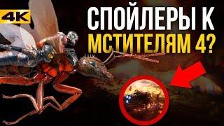 """Разбор трейлера """"Человек-муравей и Оса""""!"""