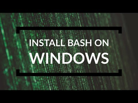 install-linux-bash-in-windows-xp/7/8/8.1