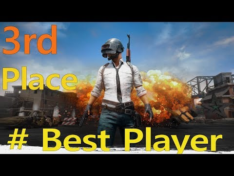 Pubg Solo 3rd place - should've made my move earlier!