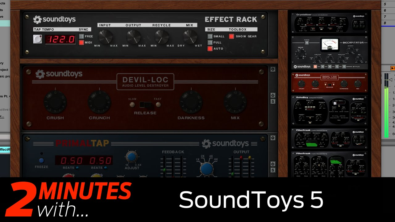 Soundtoys Soundtoys 5 review | MusicRadar