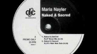 Maria Nayler