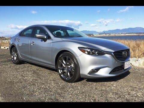 2018 Mazda 6  YouTube