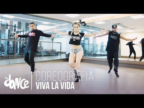 Viva La Vida - Mc Guimê e Tropkillaz - Coreografia |  FitDance - 4k