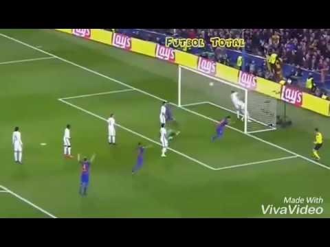 Barcelona vs PSG 6-1 (6-5) / Champions League 2017 ...