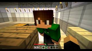 Minecraft сериал Школа 3 серия