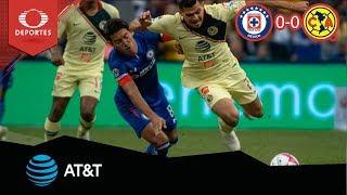 Resumen Cruz Azul 0 - 0 América | Apertura 2018 - J14 | Presentado por AT&T