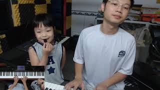 Giúp bé tự tin hơn khi học âm nhạc (Lớp đàn Đại Thành Piano - Đà Nẵng)