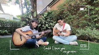 Could I Love You Anymore Renee Dominique Denanrd feat GengGoo