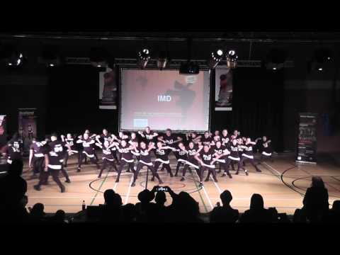 IMD Legion Mega Crew Hip Hop International UK