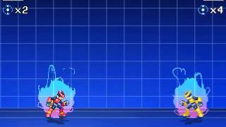 [MUGEN] Zero (Rockman Zero/Megaman Zero Series) Moveset and special mode palette introduction video
