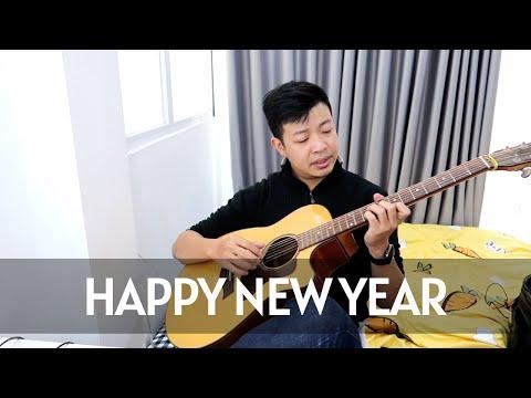Hướng dẫn guitar HAPPY NEW YEAR (ABBA)