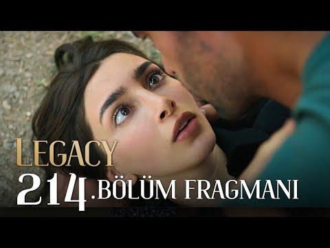 Emanet 214. Bölüm Fragmanı | Legacy Episode 214 Promo