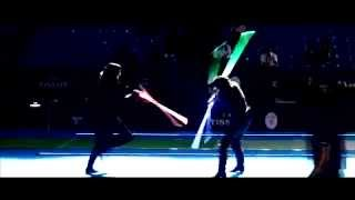 FIXED Star Wars duel on Fencing Senior World Championships Moscow 2015