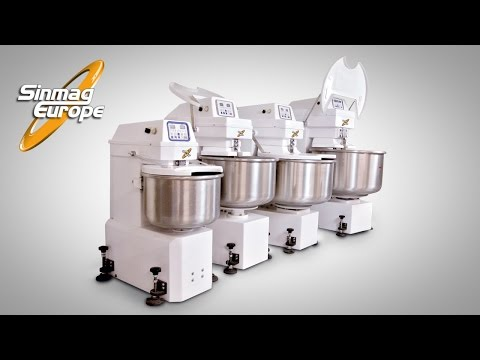 Spiral Mixer | Bakery Machines And Equipment | SM-25 | SM-50T | SM-60T | SM-80T | SM-120T | SM-200T