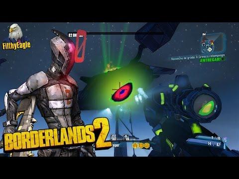 Trucos con Zero | Cortar animación, Zer0 inmortal, Barrenador, etc.. | Borderlands 2