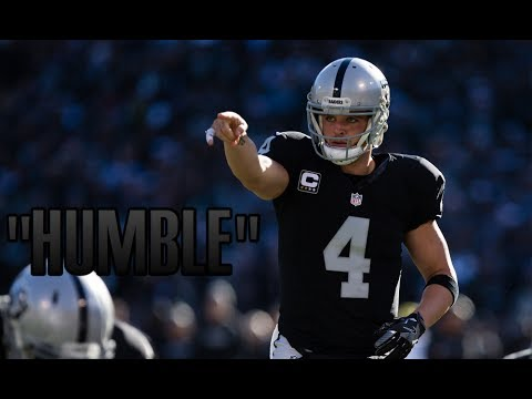 Raiders' Derek Carr has a night to forget