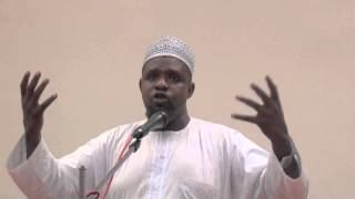 Dr Muhammad Sani Umar Rijiyar Lemo (Legenda College Lecture, Malaysia)