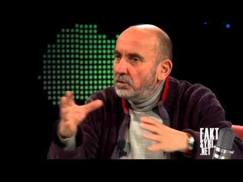 Emisioni FAKT në SYRI.net - Fatos Lubonja