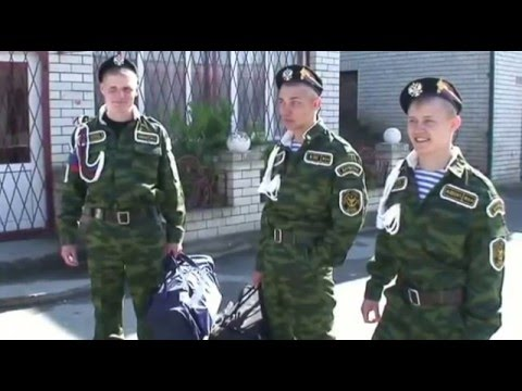 Солдат уходит в запас - Кино - полная версия