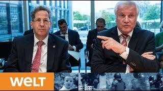 Es knirscht gewaltig in der Groko: So erklärt Horst Seehofer seinen Maaßen-Deal