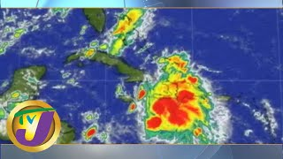 Flash Flood Warning For Jamaica - Prime Time News - August 1 2016