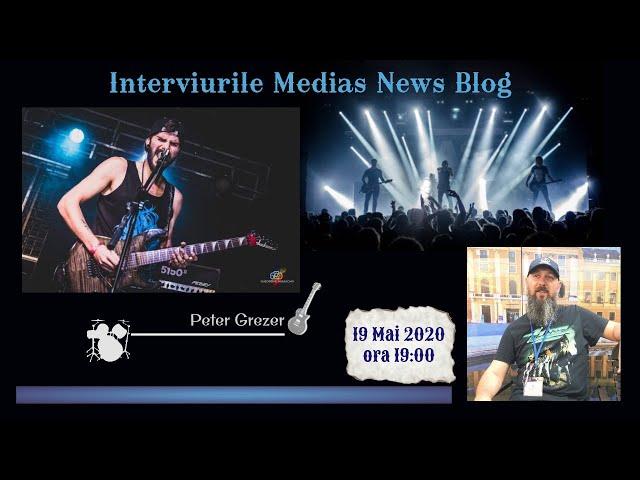 Peter Grezer la Interviurile Medias News Blog