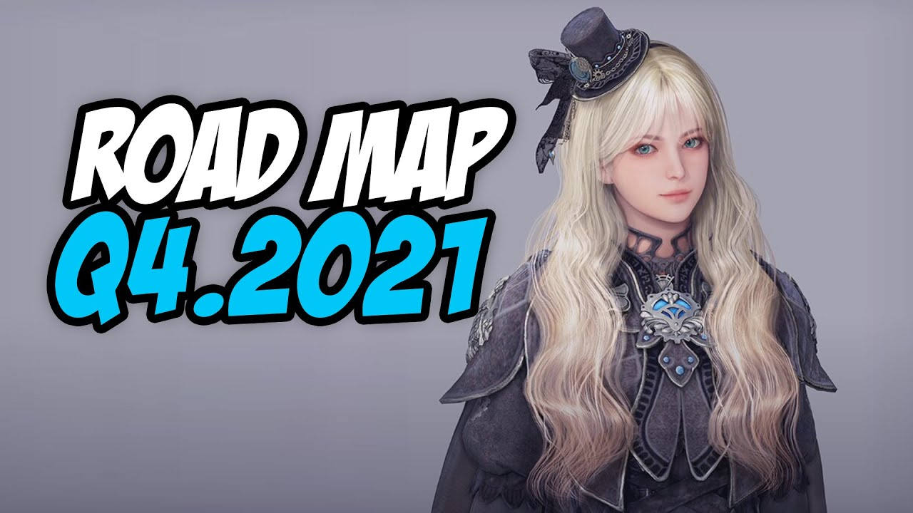 Black Desert Q4 Road Map: All Class Reworks, New Face Presets, New Hairstyles, QoL for Wars (2021)