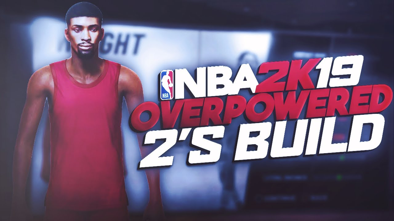 BEST 2K19 BUILD! MOST UNDERRATED NBA 2K19 BUILD! OVERPOWERED 2S BUILD!  SHORT BUILDS VS TALL BUILDS! by PoorBoySin
