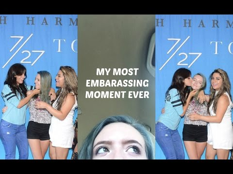 I ALMOST KISSED CAMILA CABELLO FROM FIFTH HARMONY