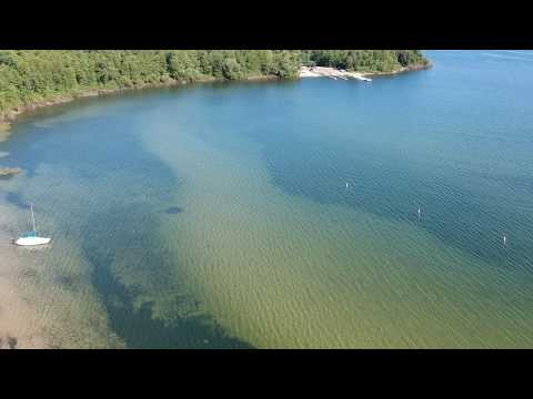 Green Bay Drone Footage