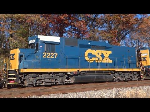 CSX X351-19 With Mother / Slug Set