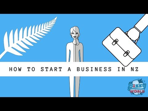 How to start a business in New Zealand (2018)