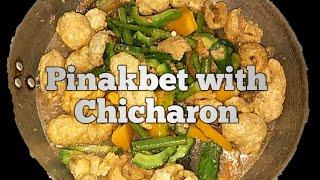 Pinakbet with Chicharon  Simple Recipe of Vegetables