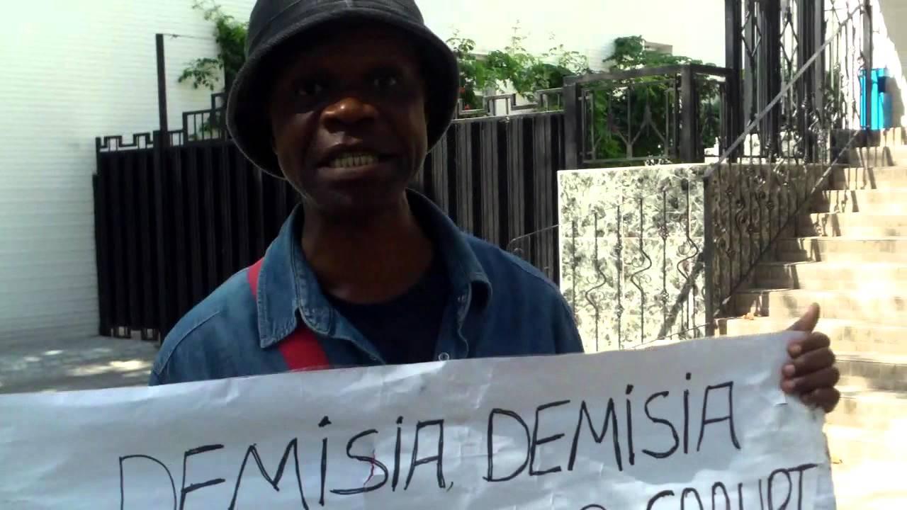 #Libertate lui #Eriomenco, protest la #CSM