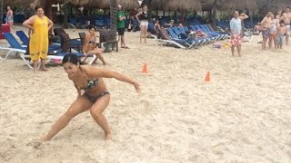 CrossFit Beach Competition & Mexico Club Prize