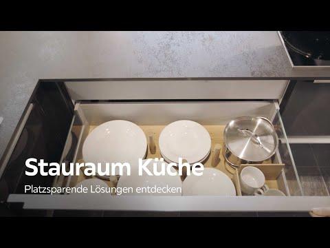 Stauraumlösungen für mehr Stauraum in der Küche - XXXLutz Küchen Beratung