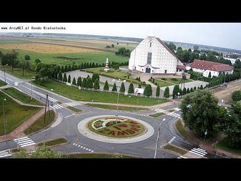 Live camera - Wyjazd na Białystok, Zambrów ul. Białostocka 31- zambrow.org