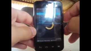 Modo Recovery pelos botões LG L3 2 E435f